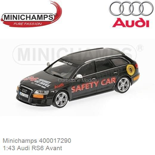 1:72 Schuco AUDI a4 rs4 RED NEW in Premium-MODELCARS