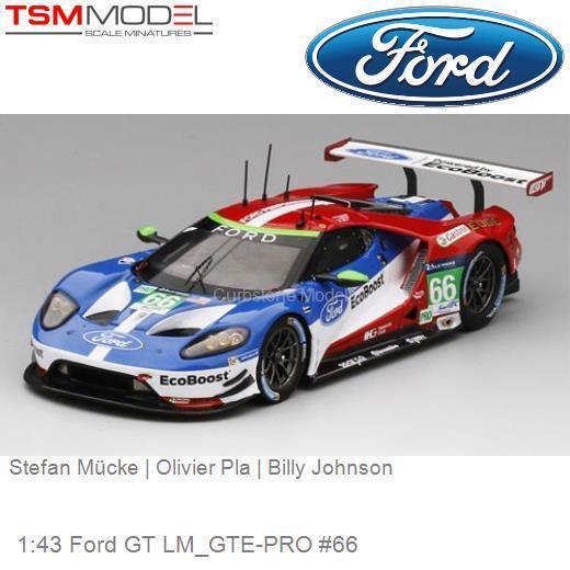 Ford Gt Lm_gte Pro  Stefan Mucke Tsm