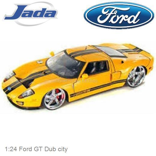 Ford Gt Dub City Y