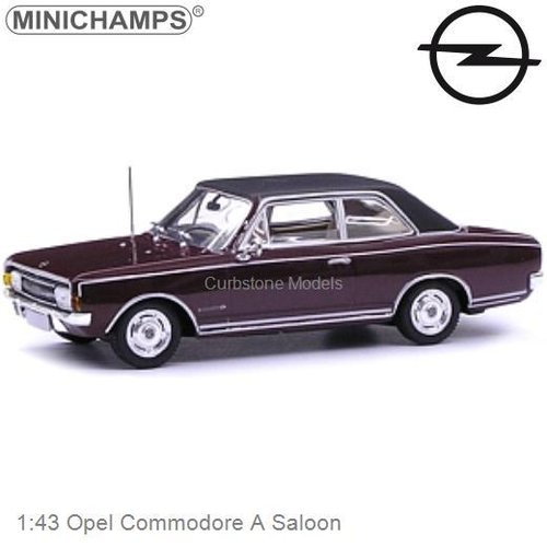 1:43 Opel Commodore A Saloon (430046161)