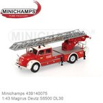 1:43 Magirus Deutz S6500 DL30 (Minichamps 439140075)