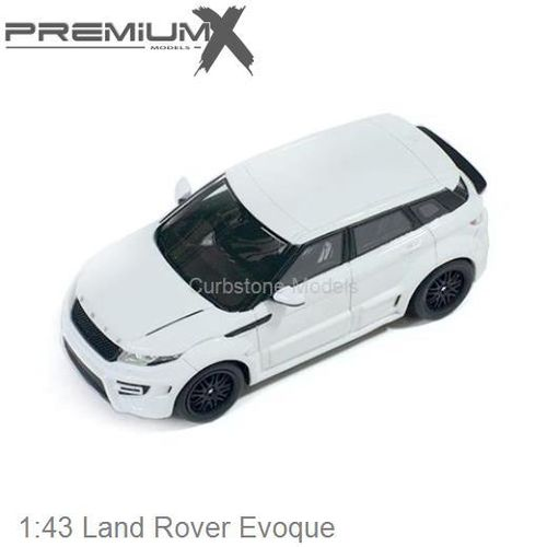 1:43 Land Rover Evoque