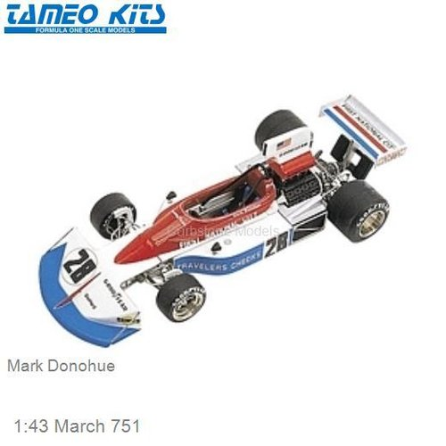 1:43 March 751 | Mark Donohue (TMK234)