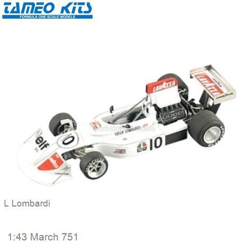 1:43 March 751 | L Lombardi (TMK314)