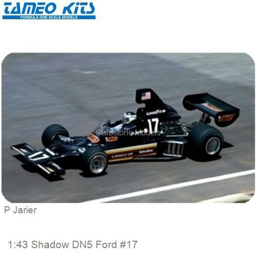 1:43 Shadow DN5 Ford #17 | P Jarier (SLK024)