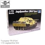 1:72 Jagdpanther Mid (Trumpeter TR 07241)