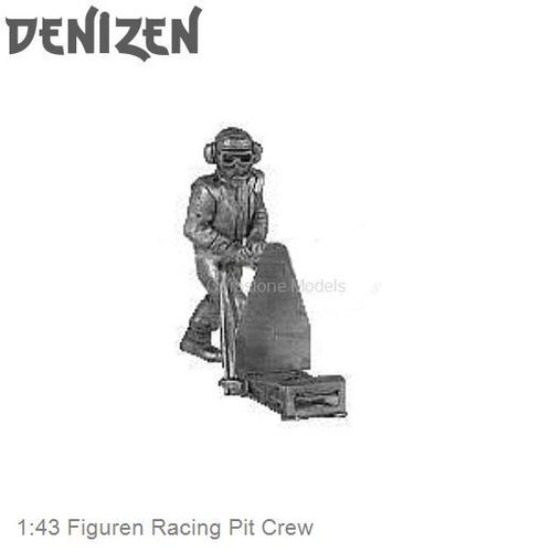 1:43 Figuren Racing Pit Crew (RD83)
