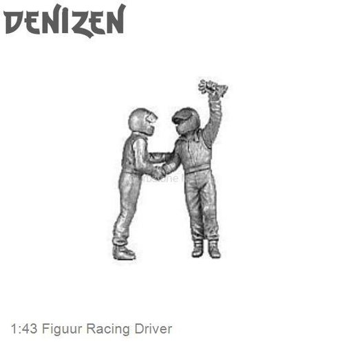 1:43 Figuur Racing Driver (RD97)
