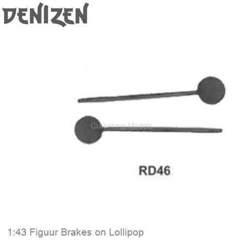 1:43 Figuur Brakes on Lollipop (RD46)