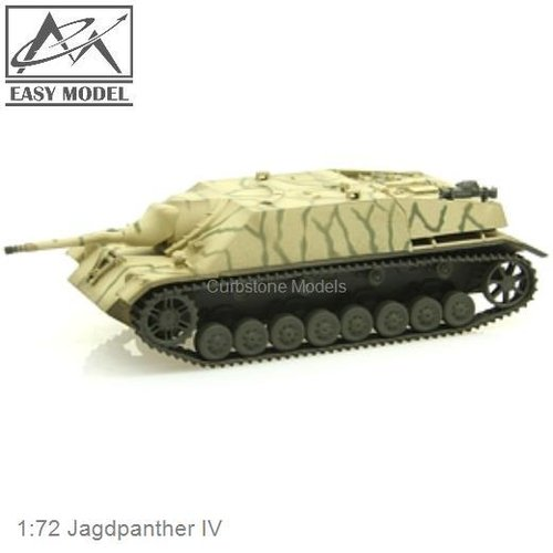 1:72 Jagdpanther IV (Easy Model 36124)