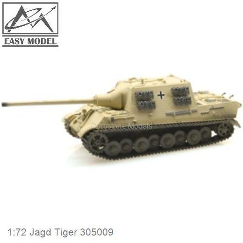 1:72 Jagd Tiger 305009 (Easy Model 36116)