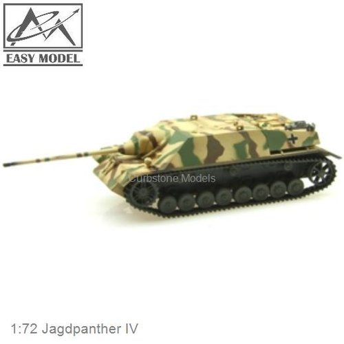 1:72 Jagdpanther IV (Easy Model 36126)