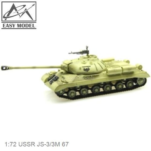 1:72 USSR JS-3/3M 67 (Easy Model 36246)