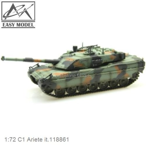 1:72 C1 Ariete it.118861 (Easy Model 35014)