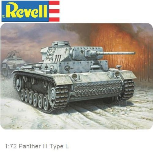 1:72 Panther III Type L (Revell 03133)