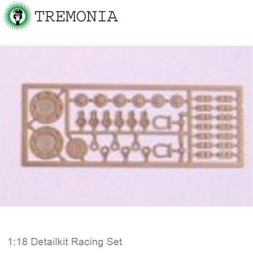 1:18 Detailkit Racing Set (Tremonia CW12816)
