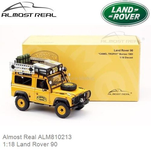 Modelauto 1:18 Land Rover 90 (Almost Real ALM810213)