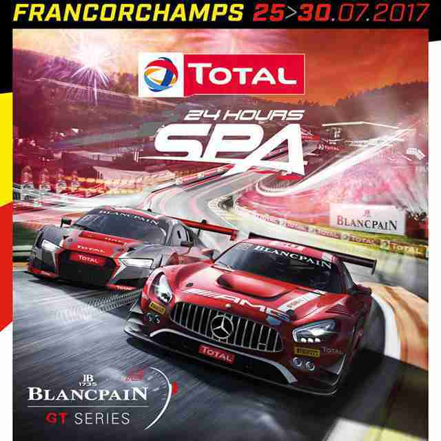 Total Spa 24 Hours Promotional Poster