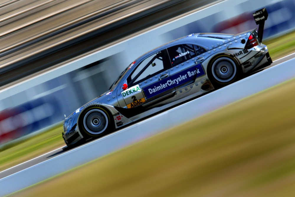 Christian Albers is de succesvolste Nederlander in de DTM